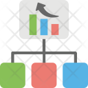 Organizational Diagram Icon