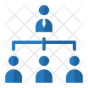 Organizational Structure Icon