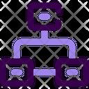 Organize Structure Hierarchy Icon