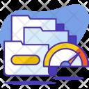 Organize data Icon