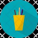 Organized Pen Finance Icon