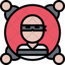 Organized Crime Band Icon
