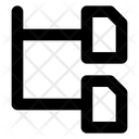 Organized File Structure Icon