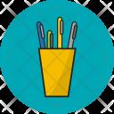 Organized Pen Business Icon
