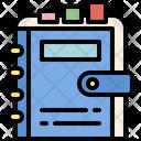 Organizer Notebook Icon