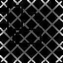 Orientation Shape Geometric Icon