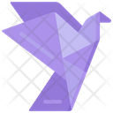 Origami Paper Pastime Icon
