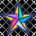 Star Origami Paper Icon