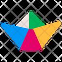 Origami Toys Play Icon