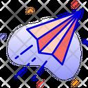 Origami Paper Art Icon