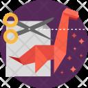 Origami Maker Paper Icon