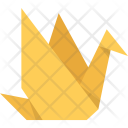 Origami Country Culture Icon