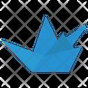 Origami crane Icon