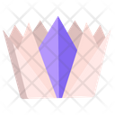 Origami Crown Icon