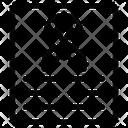 Original Content Web Icon