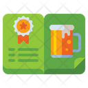 Original Recipes Beer Payment Invoice Receipt Icon