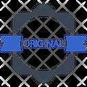Original Tag Label Icon