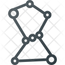 Orion Constellation Space Icon