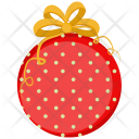 Ornament Holiday Bauble Icon