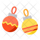 Ornament Bauble Party Icon