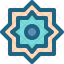 Ornament Islamic Ramadan Icon