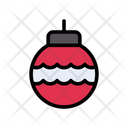 Ornament Decoration Party Icon