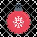 Ornament Globe Snow Icon