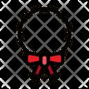 Ornament Door Icon