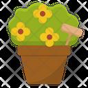 Ornamental Plant Icon
