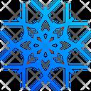 Ornamental Snowflakes Icon