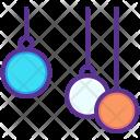 Ornaments Light Lantern Icon