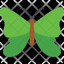 Ornithoptera Priamus Poseidon Icon