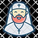 Priest Orthodox Pastor Icon