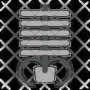 Orthopedic Xray Bone Icon