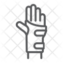 Orthopedic Bandage Icon