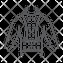 Orthopedic Corset Icon