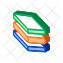 Layer Mattress Bed Icon