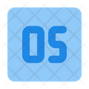 Os Operating System System Icon