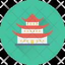 Osaka castle Icon