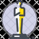 Oscar Award Cinema Icon