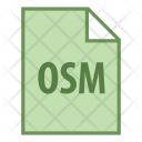 Osm file Icon