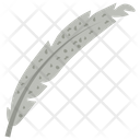 Ostrich Feather Icon