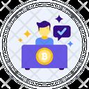 Bitcoin Business Otc Icon