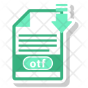 Otf File Icon