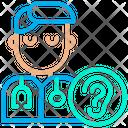Otolaryngologist Icon