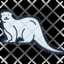 Otter Beaver Lutra Icon