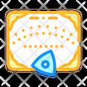 Ouija Board Communicating Icon