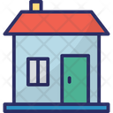 Ouse Home Building Icon