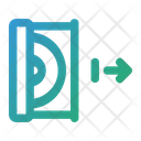 Disc Drive Device Icon