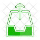 Outbox Mailbox Icon